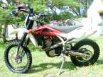Moto Cross Husqvarna Tc450 - Madagascar
