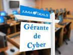 Gerante de Cyber Cafe - Côte d'Ivoire