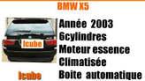 BMW X5 Mod 2003 - Côte d'Ivoire