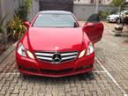 Mercedes Benz Eclass 2010 - Nigeria