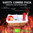 Home Fire Safety Combo Pack - Nigeria