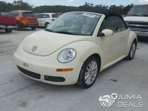 Volkswagen Beetle 2006 | Ikotun | Jumia Deals
