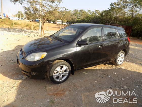toyota matrix 2003 gwarinpa jumia deals. Black Bedroom Furniture Sets. Home Design Ideas