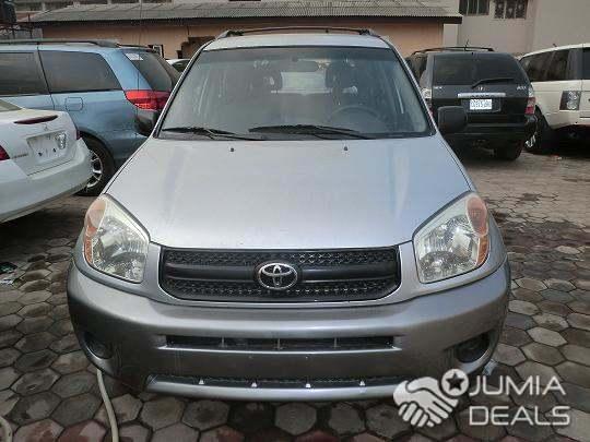 Toyota Rav Lagos Jumia Deals - 2005 rav4
