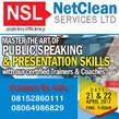 Public Speaking & Presentation Skills Training - Nigeria