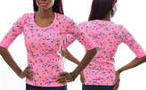 Ladies Sweatshirt - Nigeria