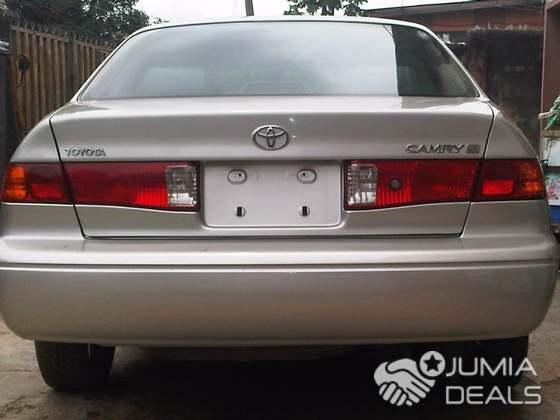 Toyota Camry Warri Jumia Deals - 2001 camry