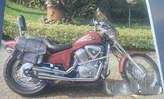 Motorcycle - Rwanda