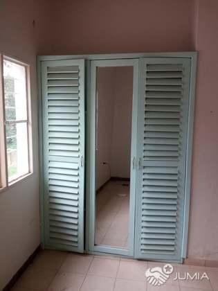6 Wooden Louvre Doors for Wardrobes - Rwanda & 6 Wooden Louvre Doors for Wardrobes   Kigali   Jumia pezcame.com