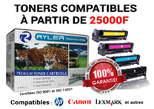 Cartouche Toner Ryler - Sénégal