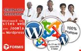 Formation Création Site Web - Sénégal
