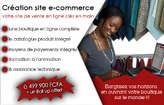 Site e-commerce clés en main - Sénégal