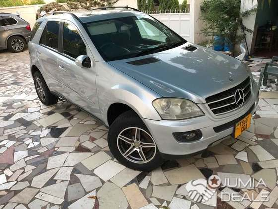 Mercedes benz ml350 2006 kimara jumia deals for Mercedes benz discounts