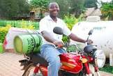 Cooking Gas with Gas Stoves - Uganda